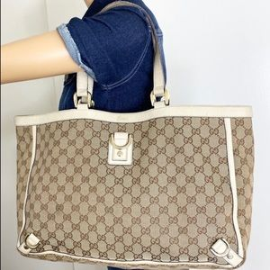 💎EXTRA LARGE💎 Gucci tote